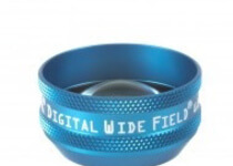 Линза Volk Digital Wide Field- Blue Ring